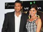 Lara Dutta Pregnant First Child Mahesh Bhupathi 280611 Aid