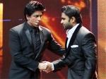 Shahrukh Khan Launch Aazaan Iifa Toronto 010711 Aid