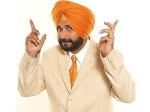 Navjot Singh Siddhu 5 Cr Bigg Boss 5 040711 Aid