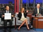 Julia Roberts Larry Crowne Letterman Show 120711 Aid