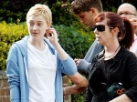 Dakota Fanning Short Pixie Cut Now Is Good 130711 Aid