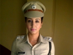 Sanjjanaa Playing Ips Officer The King 2 140711 Aid