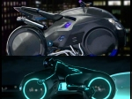 Shahrukh Ra One Bike Copy Tron Legacy Bike