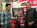 Aarakshan Stars Launch Humantouch Radio App