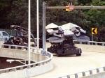 Batman New Flying Vehicle Dark Knight Rises