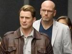 Chris Evans Start Shooting The Avengers