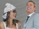 Elizabeth Hurley Wedding Shane Warne