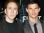 Taylor Lautner Nicolas Cage Expendables