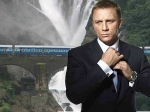 James Bond Film Shoot Dudhsagar Waterfall