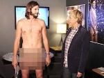 Ashton Kutcher Ellen Degeneres Show