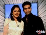 Karan Johar Simi Selects Indias Most Desirable