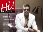 Ajay Devgn Cover Shoot Hiblitz Magazine