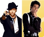 Hrithik Ankan Sen Winner Just Dance Trophy