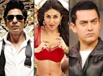 Kareena Kapoor Choose Aamir Khan Shahrukh