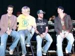 Jackie Shaun Backstreet Boys Oprah Show