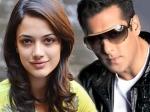 Salman Khan Angela Jonsson Sher Khan