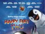 Happy Feet Two Set Rock Viewers Superb 3d