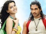 Allu Arjun Screen Space Samantha