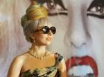 Lady Gaga Tarun Tahiliani Dress Indian Concert