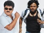 Jaggesh Clash Ganesh Bodyguard Maduve Mane