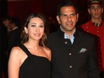 Karisma Kapoor Patches Husband Sanjay Kapur