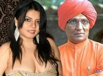 Big Boss 5 Swami Agnivesh Cozy Shraddha Sharma