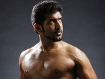 Arun Vijay Shoulder Injury
