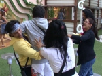 Bigg Boss 5 Sky Start Pulling Siddharth Leg