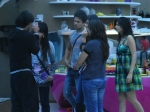 Bigg Boss 5 Shraddha Sharma Lash Out Sky