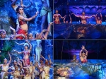 Deepika Simran Aqua Act Golden Petal Awards