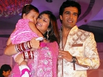 Bigg Boss 5 Juhi Parmar Husband Meet House