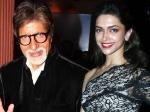Amitabh Bachchan Threatens Deepika Padukone