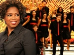 Glee Cast Talk Success Oprah Winfrey Show
