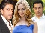 Heather Graham Dumps Aamir Khan Shahrukh