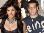 Big Boss 5 Salman Khan Sunny Leone Falls Love