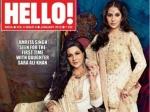 Sara Ali Khan Amrita Singh Hello Magazine Cover