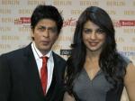 Shahrukh Khan Promote Priyanka Chopra Film