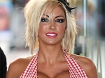 Jodie Marsh Horrors Breast Enlargement 32gg