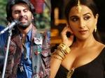 Ranbir Kapoor Vidya Balan 57th Filmfare Awards