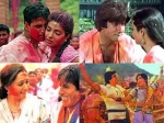 Glorification Holi Bollywood Songs