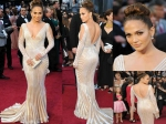 Jennifer Lopez Centre Attraction Oscar Awards