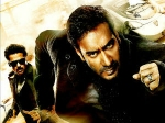 Ajay Devgn Tezz Shoot Disrupted Shiv Sainiks