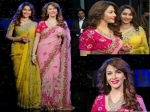 Madhuri Dixit Unveil Wax Statue Madame Tussauds