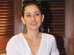 Manisha Koirala Spotted Madikeri