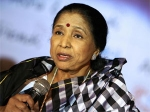 Asha Bhosle Slap Legal Notice On Actress Sadhana