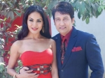 Veena Malik Shekhar Suman Movers And Shakers