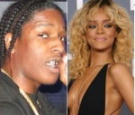 Rihanna Spotted Flirting With Asap Rocky
