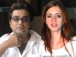 Kalki Koechlin Attacks Prosenjit Bites Lips