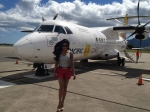 Veena Malik Dish On Dream Fly Planes
