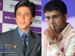 Shahrukh Khan Sourav Ganguly Friends